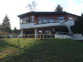 Gemeindehaus Terrassenansicht